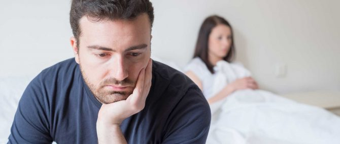 Male Sexual Dysfunction – Causes & Treatment