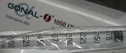 Gonal-f 1050