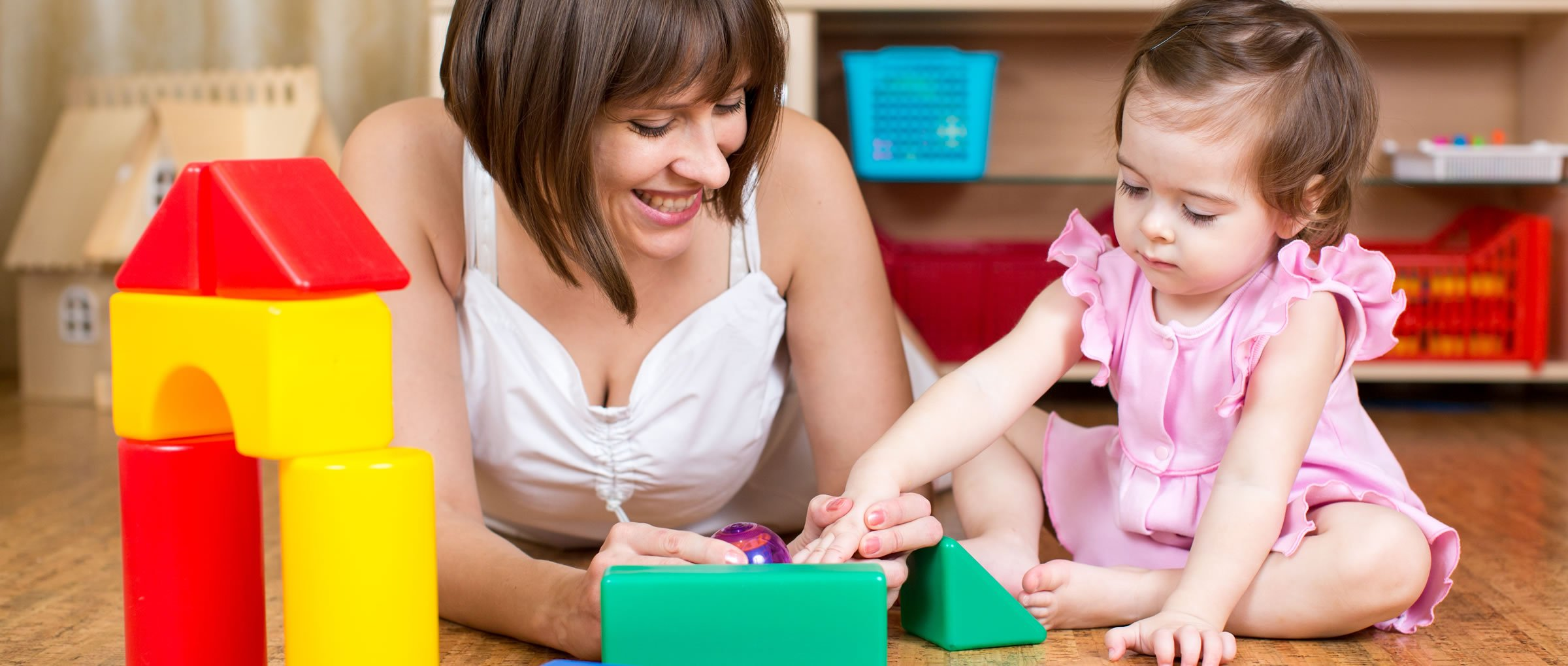 Early childhood intervention activities by 6-12 months age