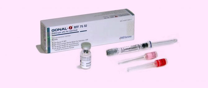 Gonal-f 75: Low-dose FSH Solution for Injection