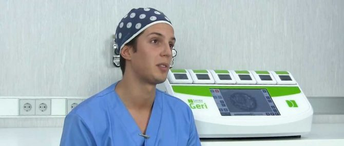 Embryologist Víctor Montalvo - ICSI vs. IVF