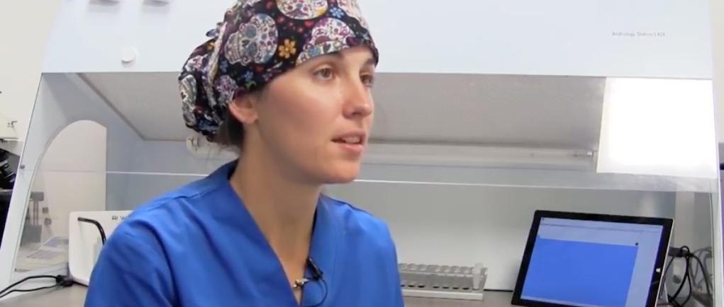 María De Las Heras (embryologiste)
