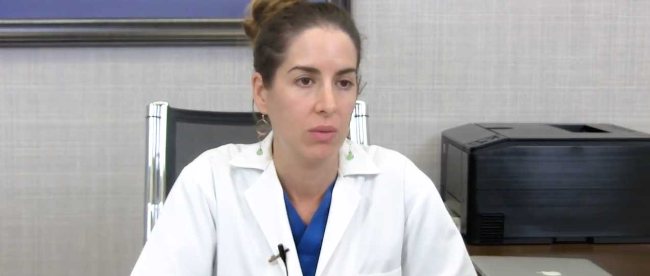 Edurne Martínez, senior clinical embryologist