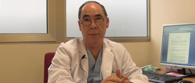 Imagen: Dr. Miguel Barea (gynaecologist)