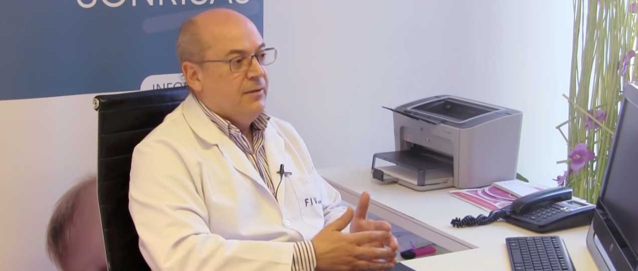 Dr. Miguel Dolz Arroyo, gynecologist