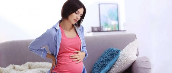 Symptoms in the third month of pregnancy