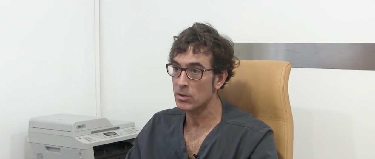 Antonio Alcaide Raya, PhD - Interview on varicocele