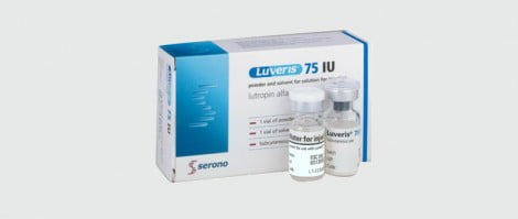 Injecting Luveris