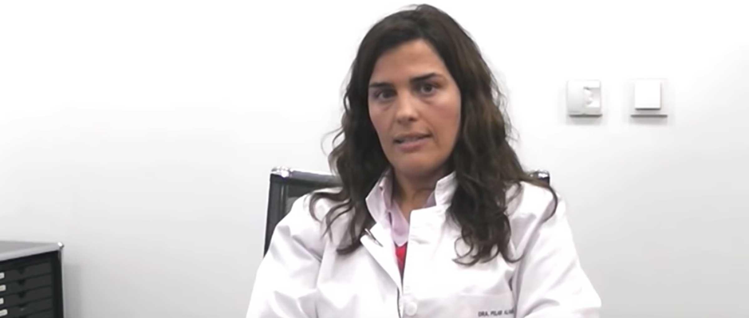 Dr Pilar Alamá about Asherman Syndrome & ART