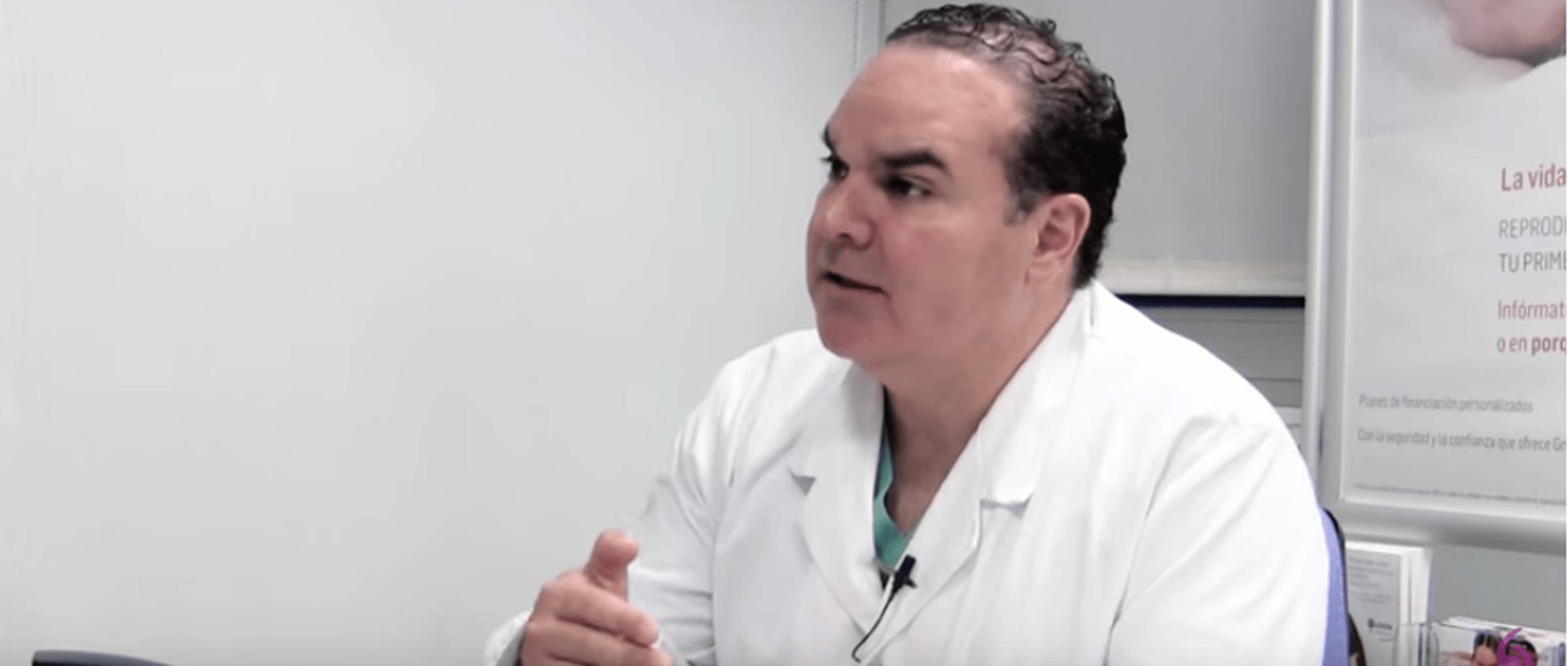 Dr Victor Villalobos (gynaecologist)