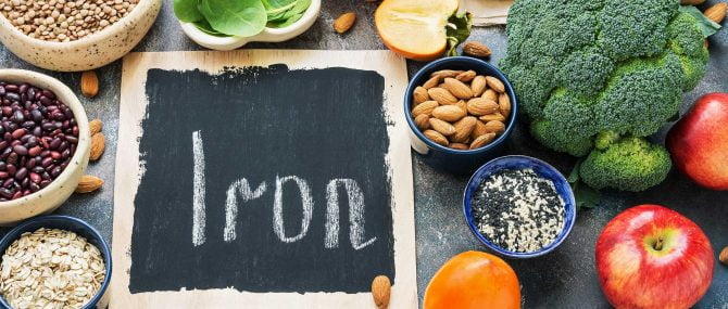 Iron to Relieve PMS Symptoms & Reduce Pain