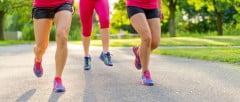 Running also for pregnant women