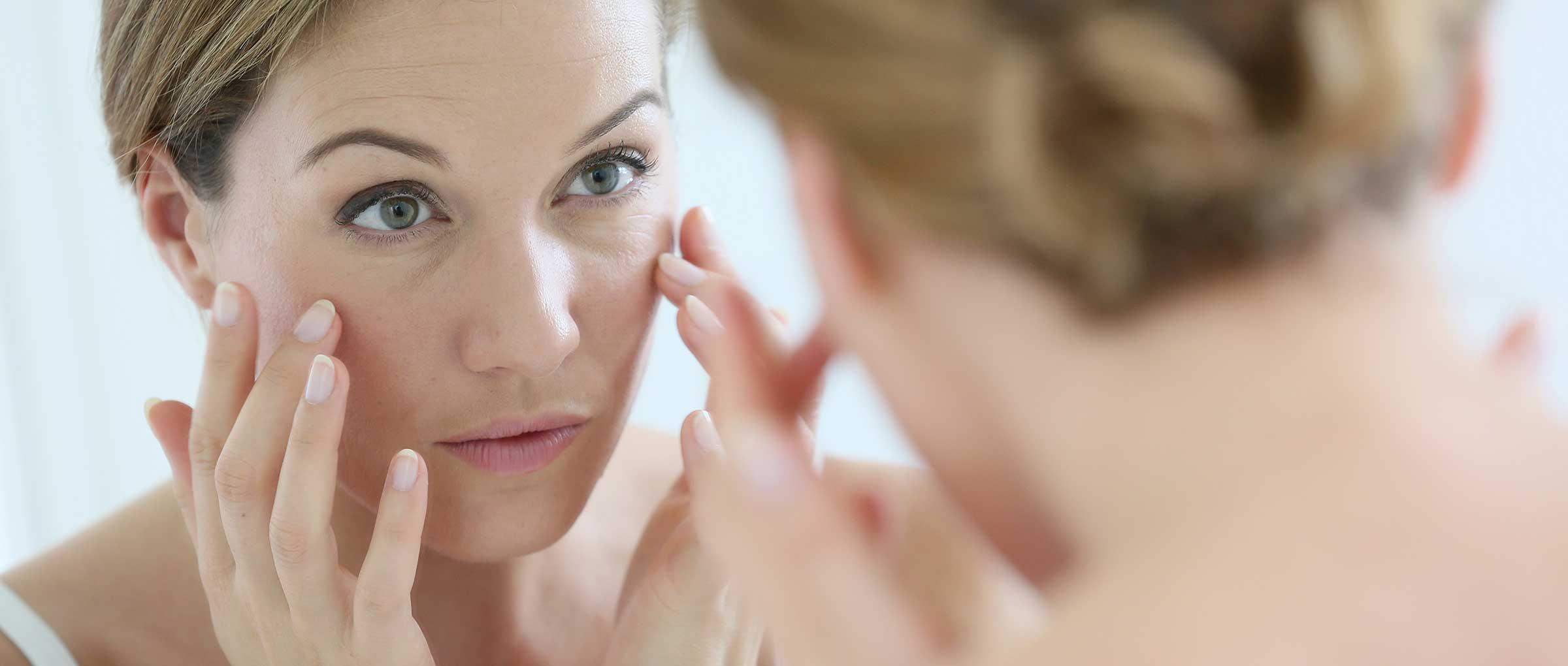 Skin changes after pregnancy