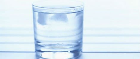 Water to prevent urinary infections