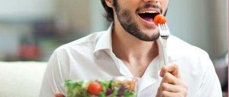Food and semen quality