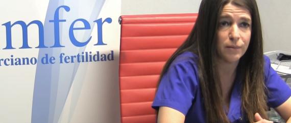 Imagen: Dr. Valeria Sotelo - Outcomes with artificial insemination