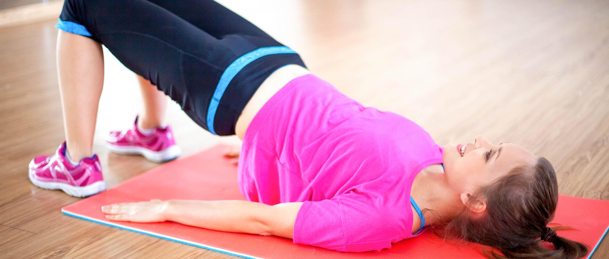 Kegel exercises for vaginismus