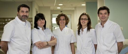 Barcelona IVF medical team