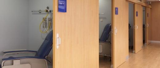 Barcelona IVF rooms