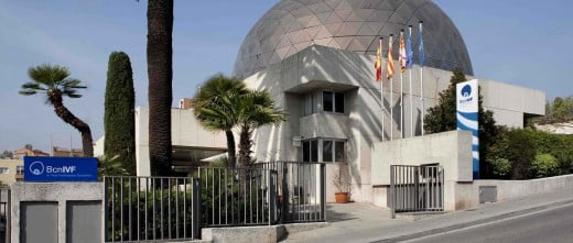 Edificio Planetario Barcelona IVF