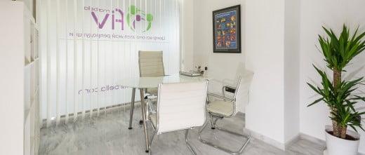 FIV Marbella consultation room
