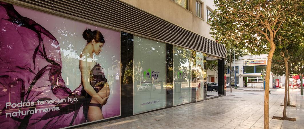 Fachada FIV Marbella
