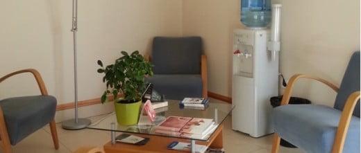 Fertimed Huelva waiting area