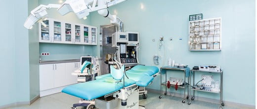 Operating theater IMER