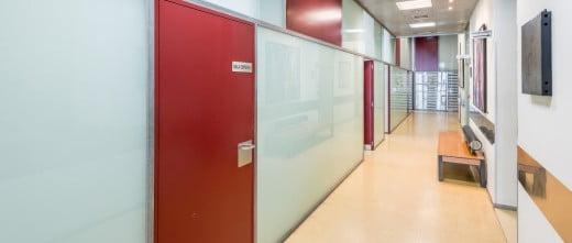 FIV Recoletos facilities