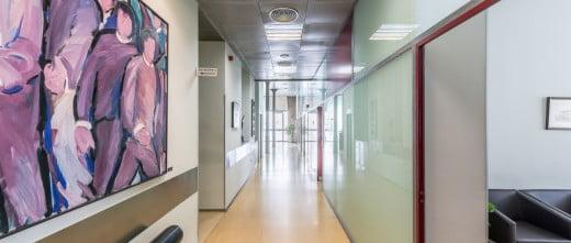 FIV Recoletos fertility clinic facilities