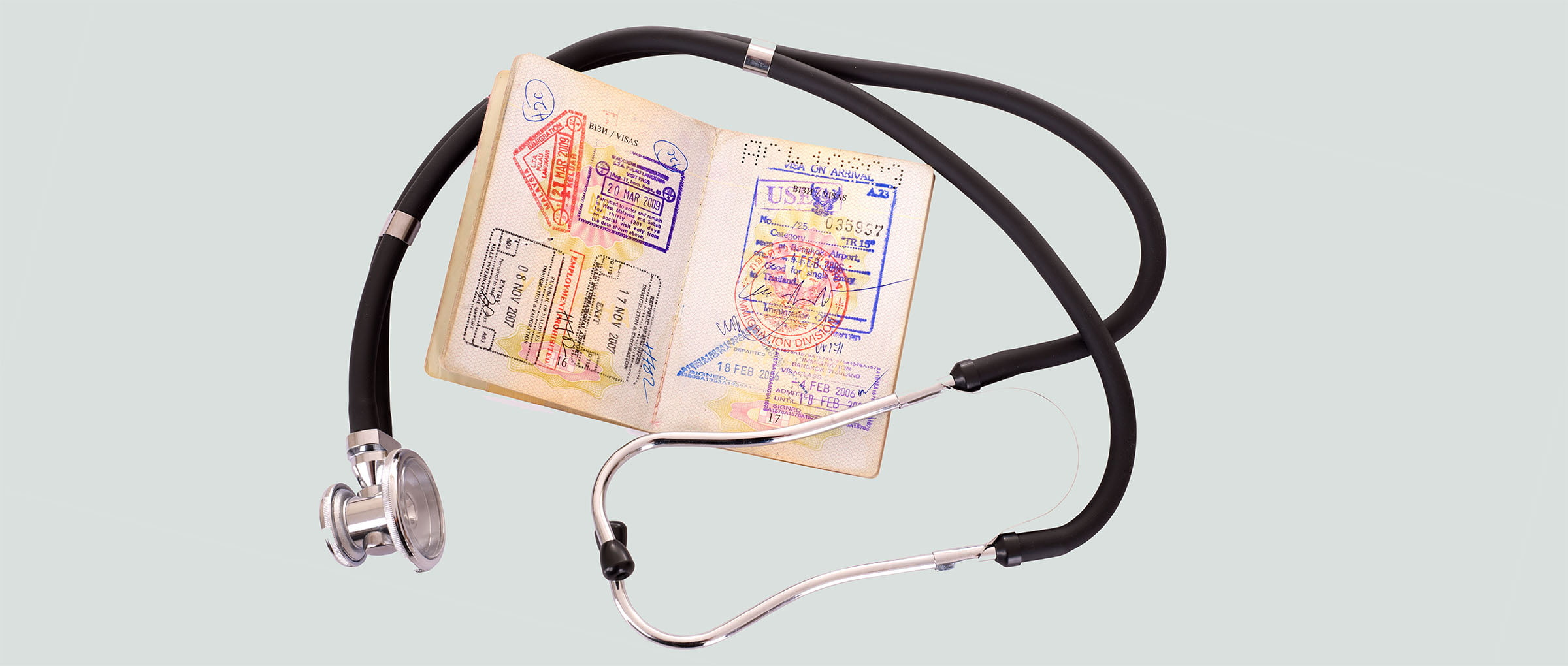 Travel authorization for the US