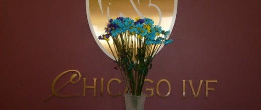 Chicago IVF Reception Desk