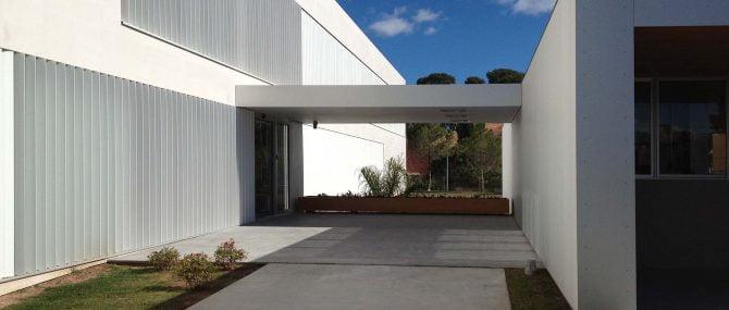 Instituto Bernabeu in Alicante facilities