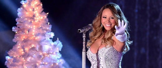 Mariah Carey got pregnant via egg donation