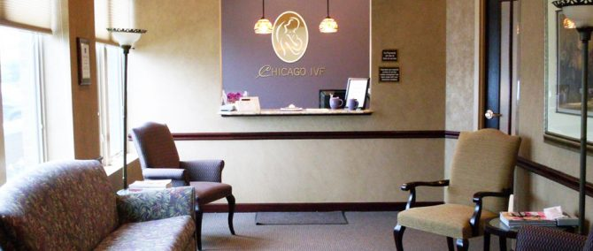 Warrenville Waiting Room