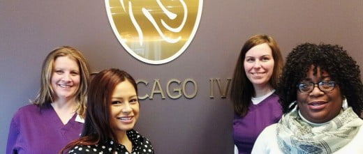 Chicago IVF team