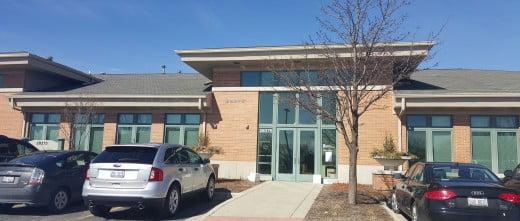 Chicago IVF Warrenville office outside
