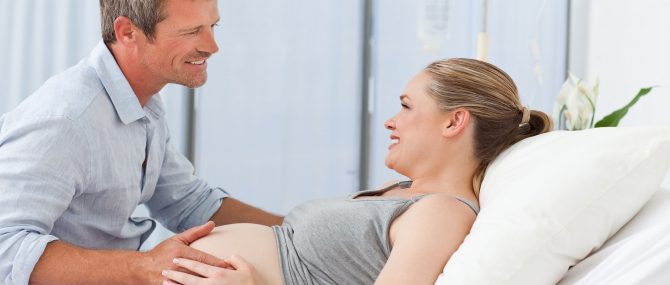 Benefits of intercourse during pregnancy