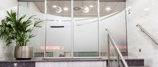 ReproFiv clinic's entrance