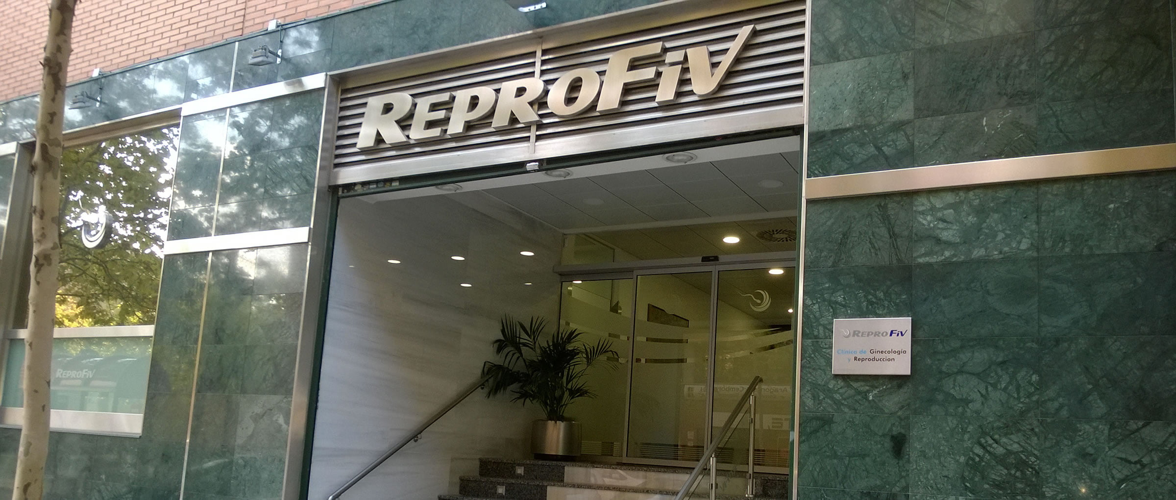 ReproFiv. fertility clinic