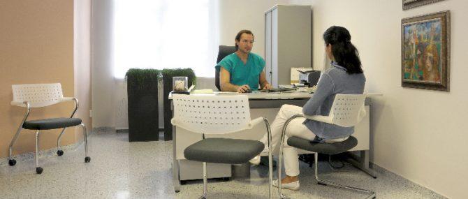 IVF Zlín medical consultation