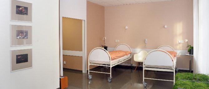 IVF Zlín rest area