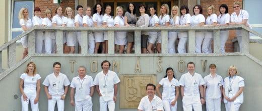 Medical team IVF Zlín