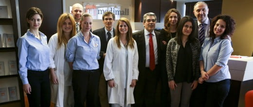 Medimall medical team