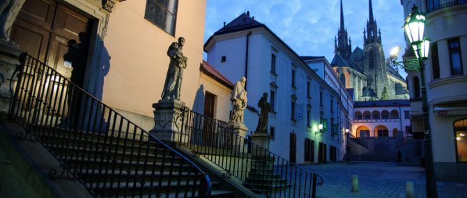 ReproGenesis Brno Medieval streets