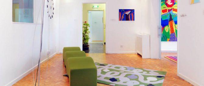 AKESO Fertility Center Cyprus facilities