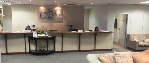Cape Fertility Clinic Reception