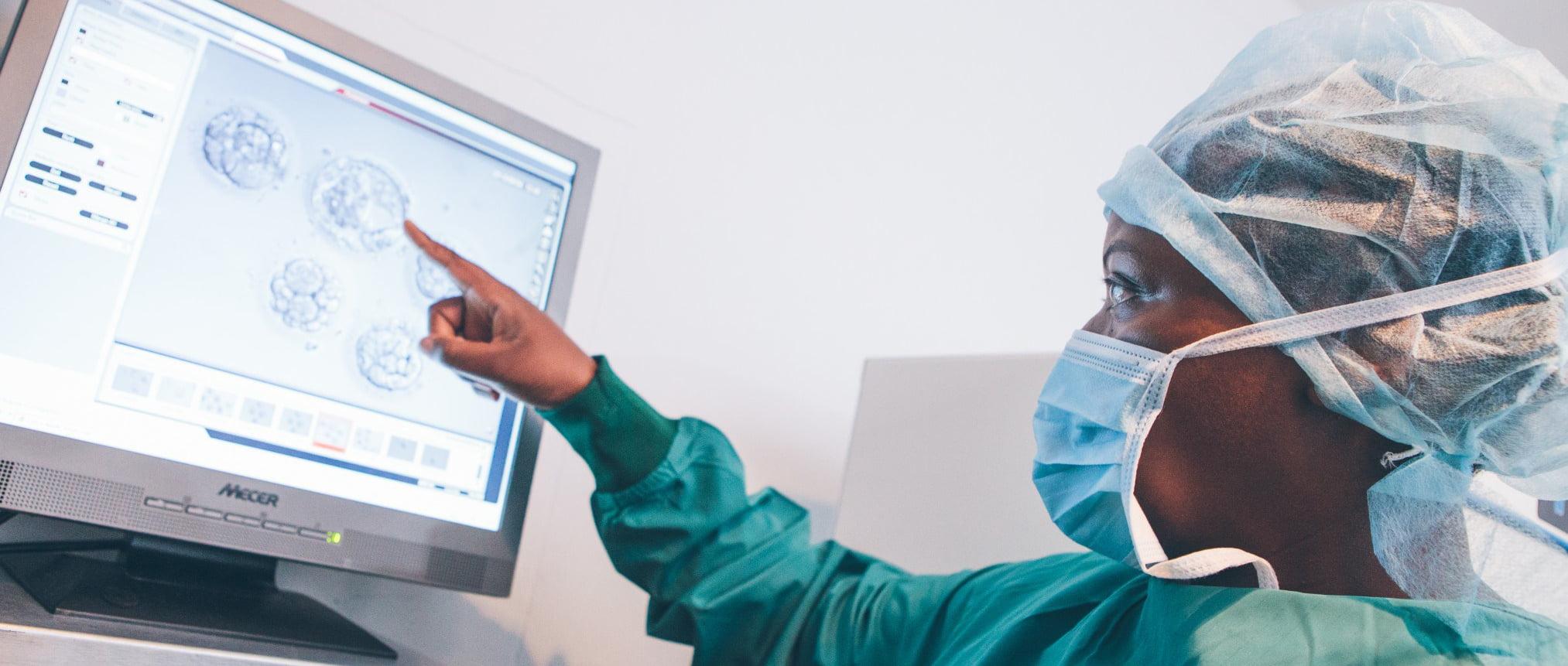 Cape Fertility-laboratory