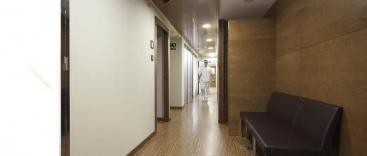 Clínica Crea facilities