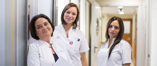Crea medical team